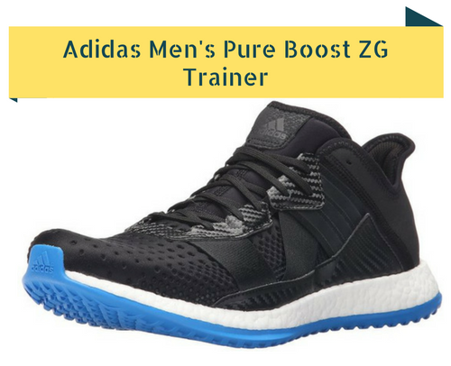 Adidas Mens Pure Boost ZG Trainer