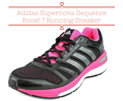 Adidas Supernova Sequence Boost 7 Running Sneaker Shoe - Womens