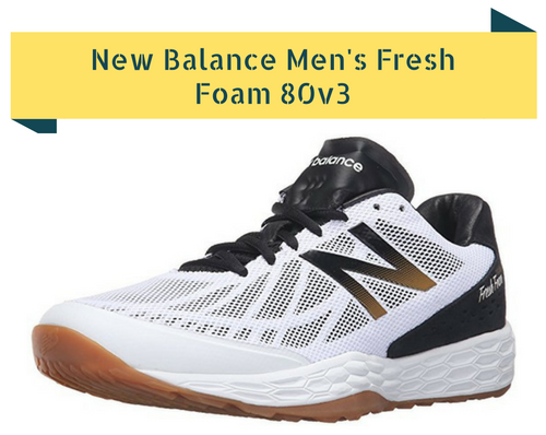 New Balance Men's Fresh Foam 80v3 Training Shoe