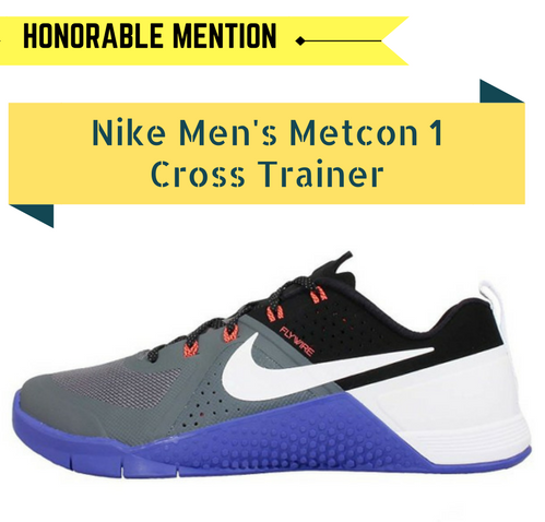 Nike Men's Metcon 1 Cross Trainer