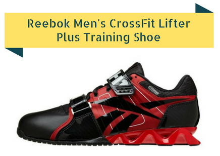 Reebok Men's R CrossFit Lifter Plus Training Shoe