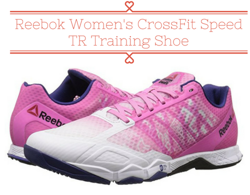 Reebok Women's CrossFit Speed Training Shoe