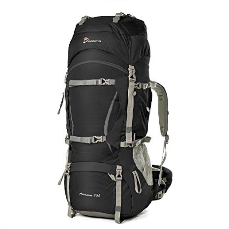 Mountaintop 70L+10L Outdoor Sport