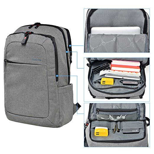 Kopack Slim Business Laptop Backpacks
