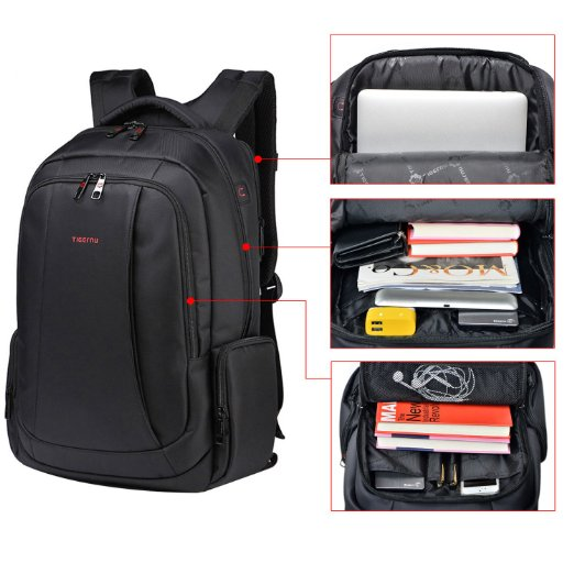 Uoobag KT-01 Waterproof Business Laptop Backpack