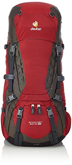 Deuter Aircontact 60 and 10