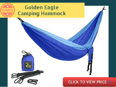 Golden Eagle Camping Hammock