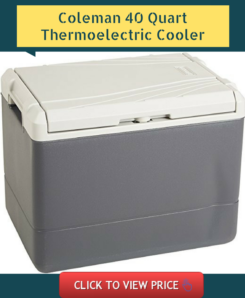 Coleman 40 Quart Thermoelectric Cooler