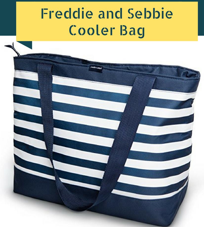Freddie and Sebbie Cooler Bag