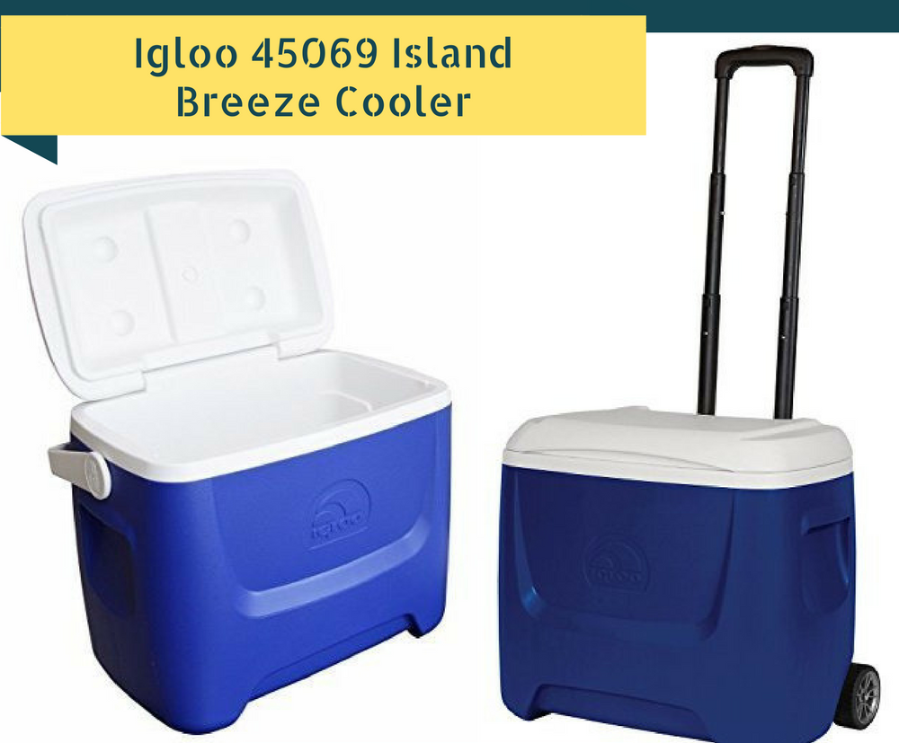 Igloo 45069 Island Breeze Cooler