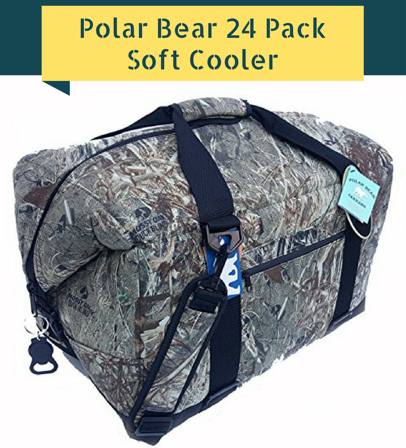 Polar Bear Coolers 24 Pack Soft Cooler