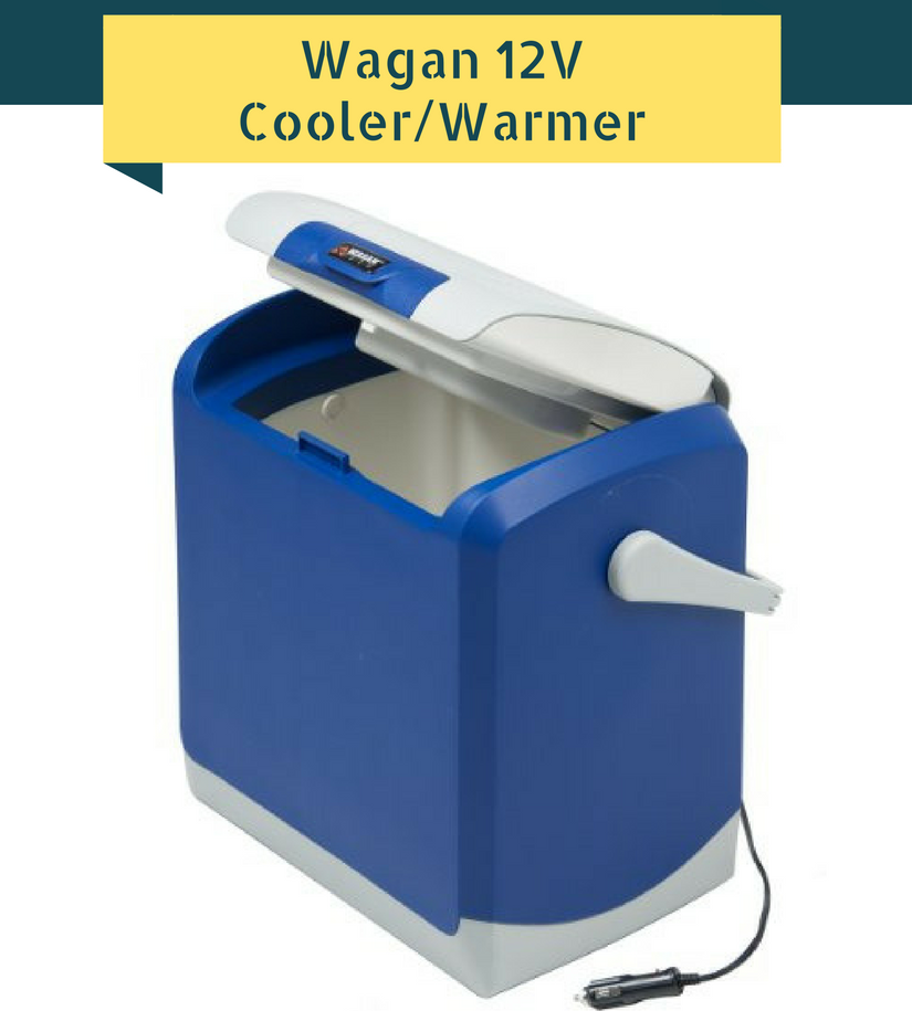 Wagan (EL6224) 12V Cooler-Warmer