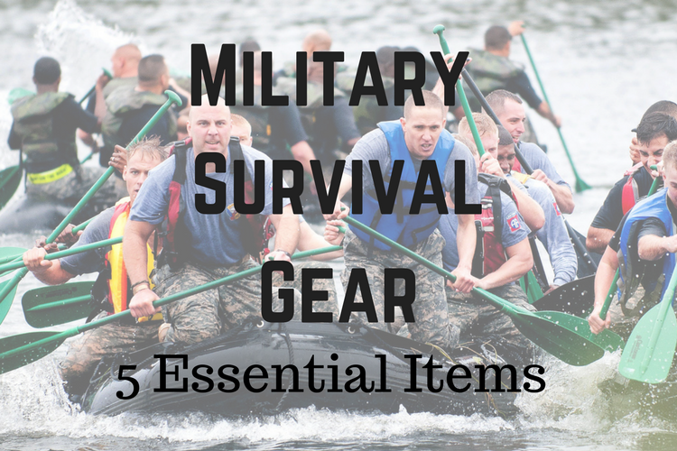 Best Military Survival Gear