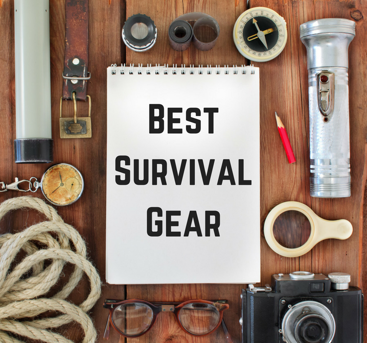 Best Survival Gear Equipment