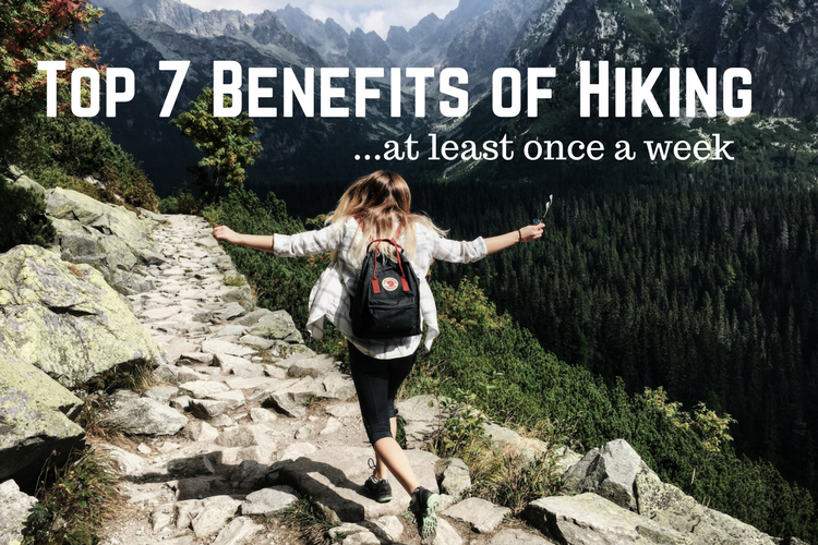 Benefits of Hiking Once a Week