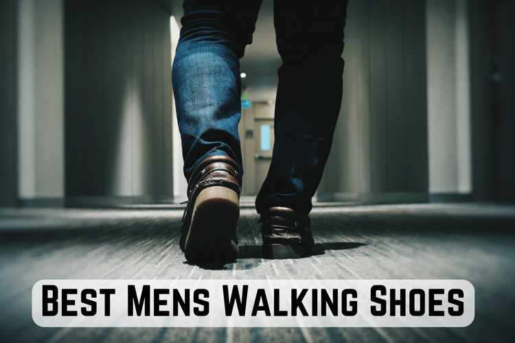 Best mens walking shoes