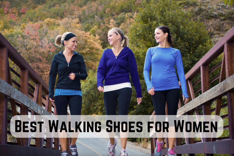 Best walking shoes for women 2017