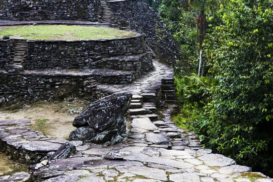 Lost City of Colombia