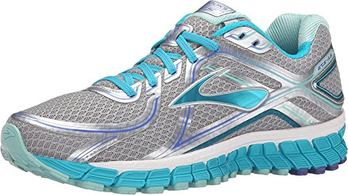 5f495eda29c The Brooks Women s Adrenaline GTS 16 walking shoes are stability shoes  designed for overpronators and have a 12 mm heel-to-toe differential.