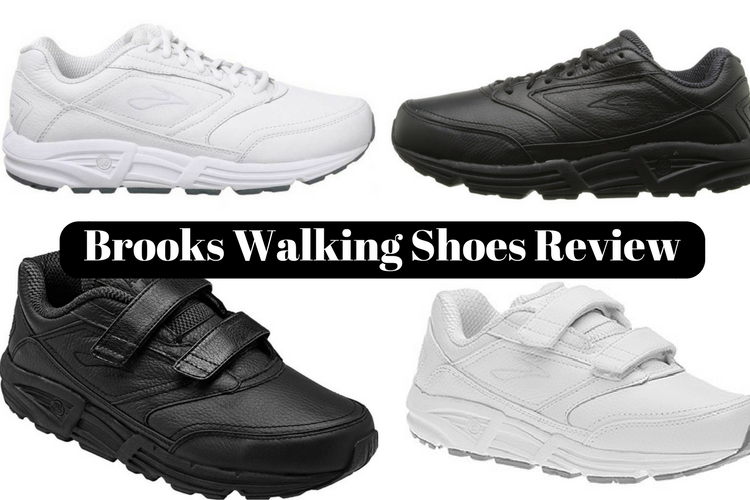 Brooks Walking Shoes Review